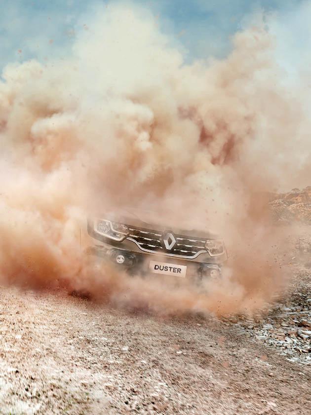 Plan Rombo - Renault Duster